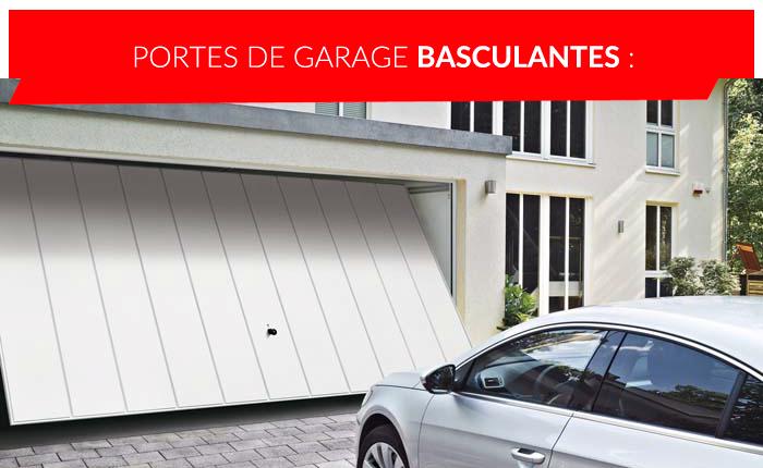 Portes de garage basculantes à Liège
