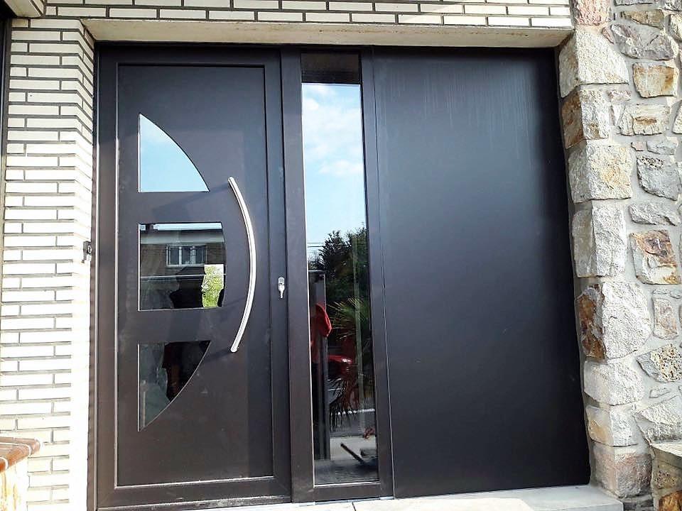 installation de ch ssis pvc deceuninck soumagne li ge. Black Bedroom Furniture Sets. Home Design Ideas