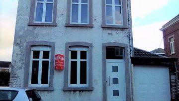 Installation de châssis en PVC à Bellaire (Liège)