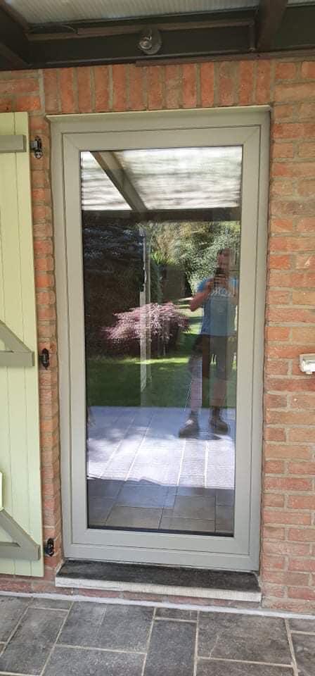 porte fenêtre schucco fléron