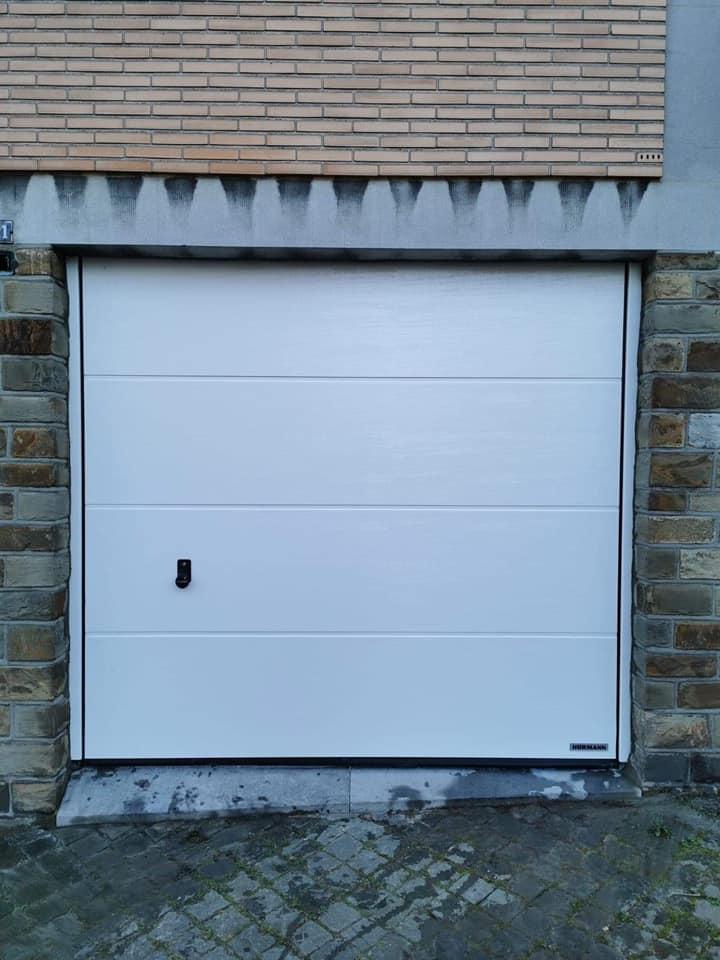 porte de garage sectionnelle hormann